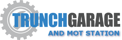 Trunch Garage Logo
